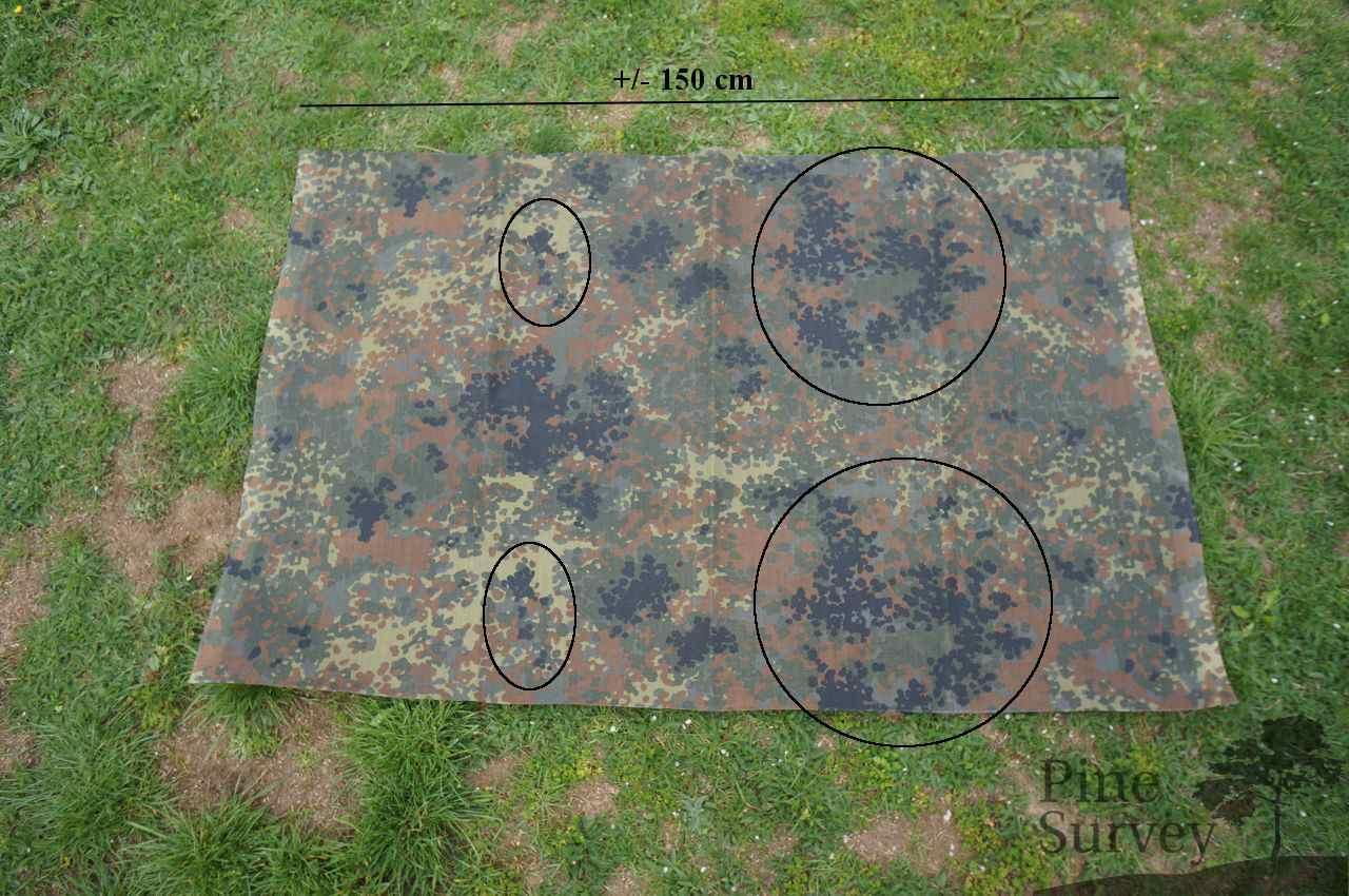 Fieldreview Camo Comparison Greenzone Mc Tropic