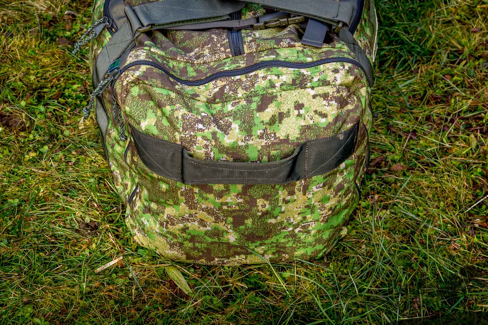 Review: Green Ant - Deployment Bag (PenCott Greenzone) - Pine Survey