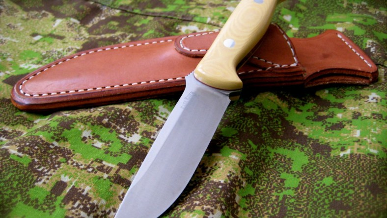 Bark River Knives – Gunny A2