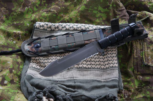 Kizlyar Supreme – Survivalist