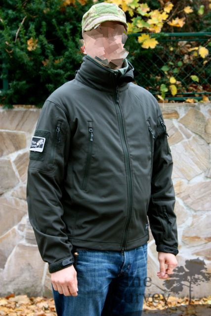 Light Rain Jacket