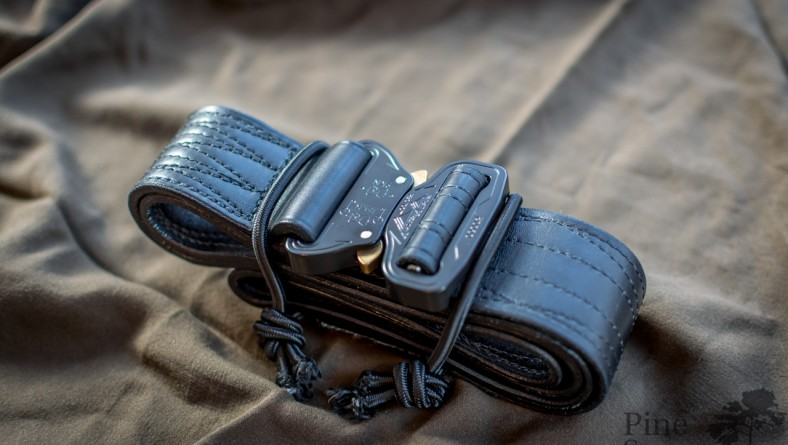 Review: The Gear Saddlery – Leather Belt with Austri Alpin Cobra Buckle