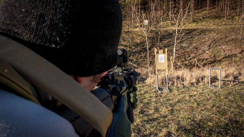 Gastbeitrag: Aufbauschießlehrgang mit Lang- und Faustfeuerwaffe TAPC