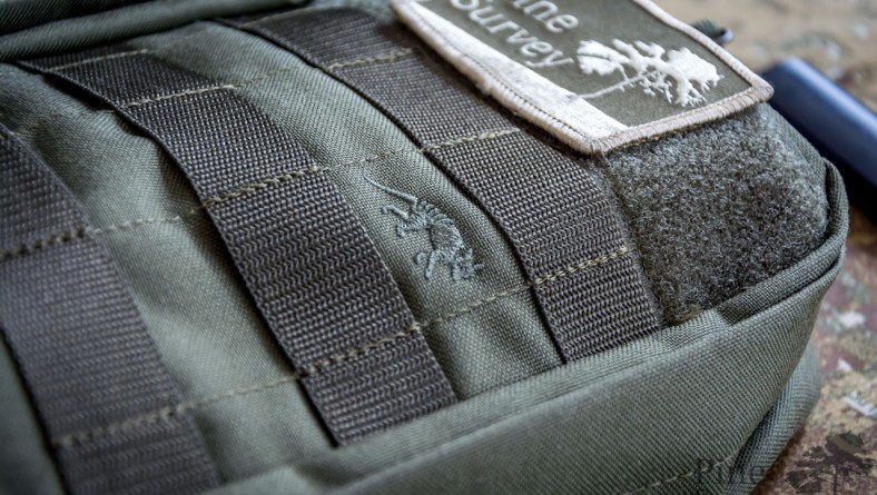 Review: Tasmanian Tiger Tac Pouch 8 (SP)