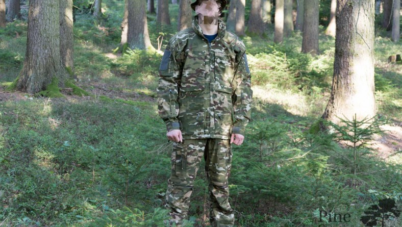 Fieldtest: SloCam in the forest
