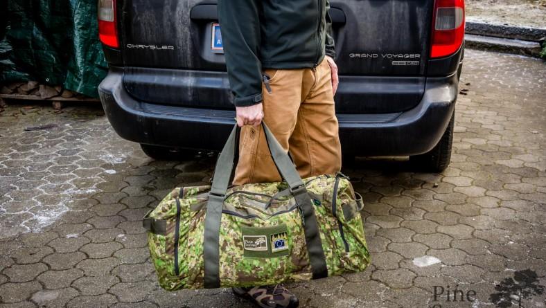 Review: Green Ant – Deployment Bag (PenCott Greenzone)
