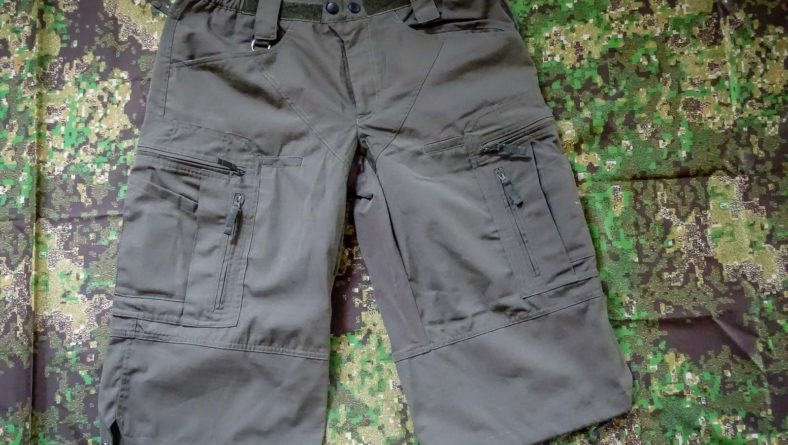 Review: UF PRO P-40 Tactical Shorts
