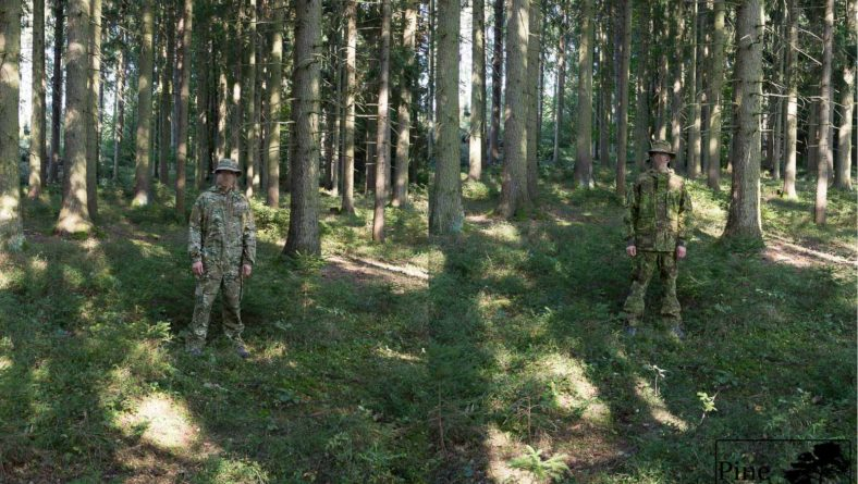 Fieldtest: PenCott Greenzone vs Multicam