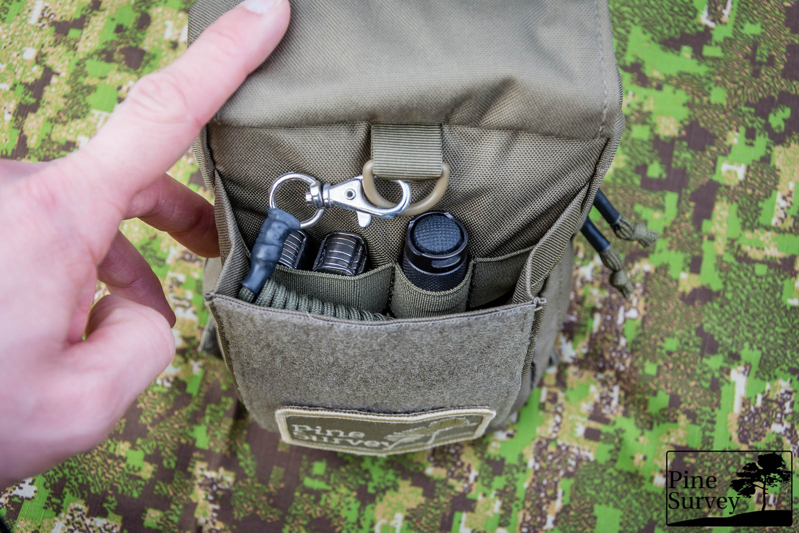Expandable Pocket - Inside