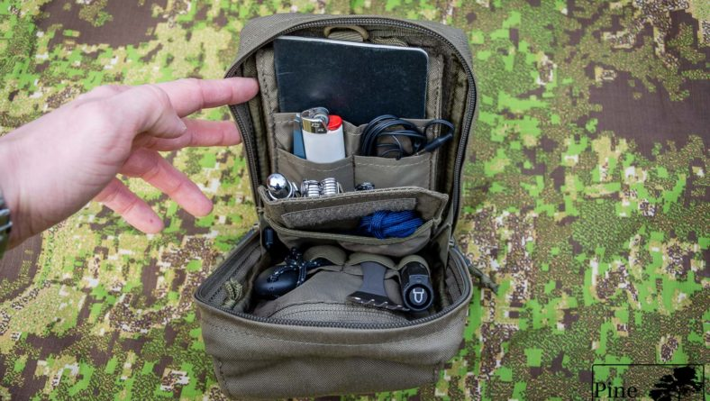 Review: Helikon-Tex Urban Admin Pouch