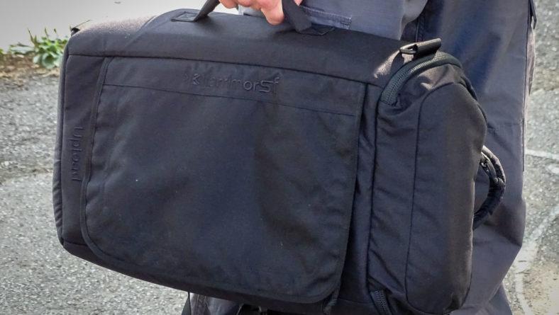Review: KarrimorSF Upload Laptop Bag