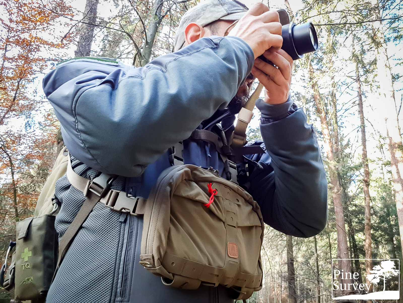 9e808f84c7f2 Review  Helikon-Tex Numbat Chest Pack (pic heavy) - Pine Survey ...