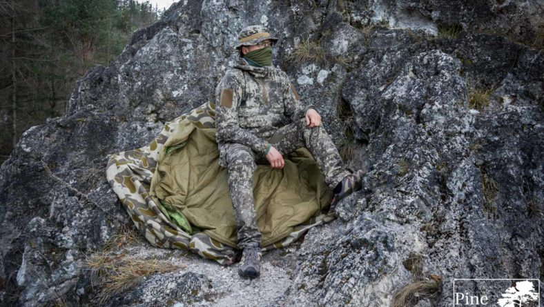 Fieldtest: Alpine Camo –  PenCott Metropolis and SloCam