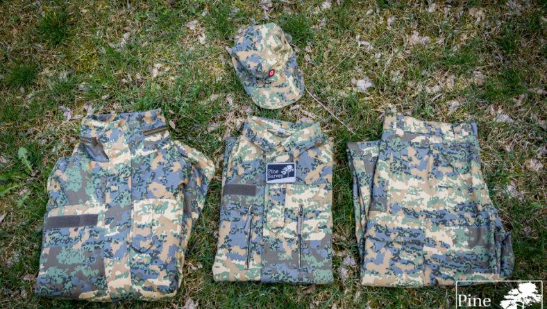 "Fieldtest – ""Tarnanzug Neu"", the new Austrian camouflage pattern"