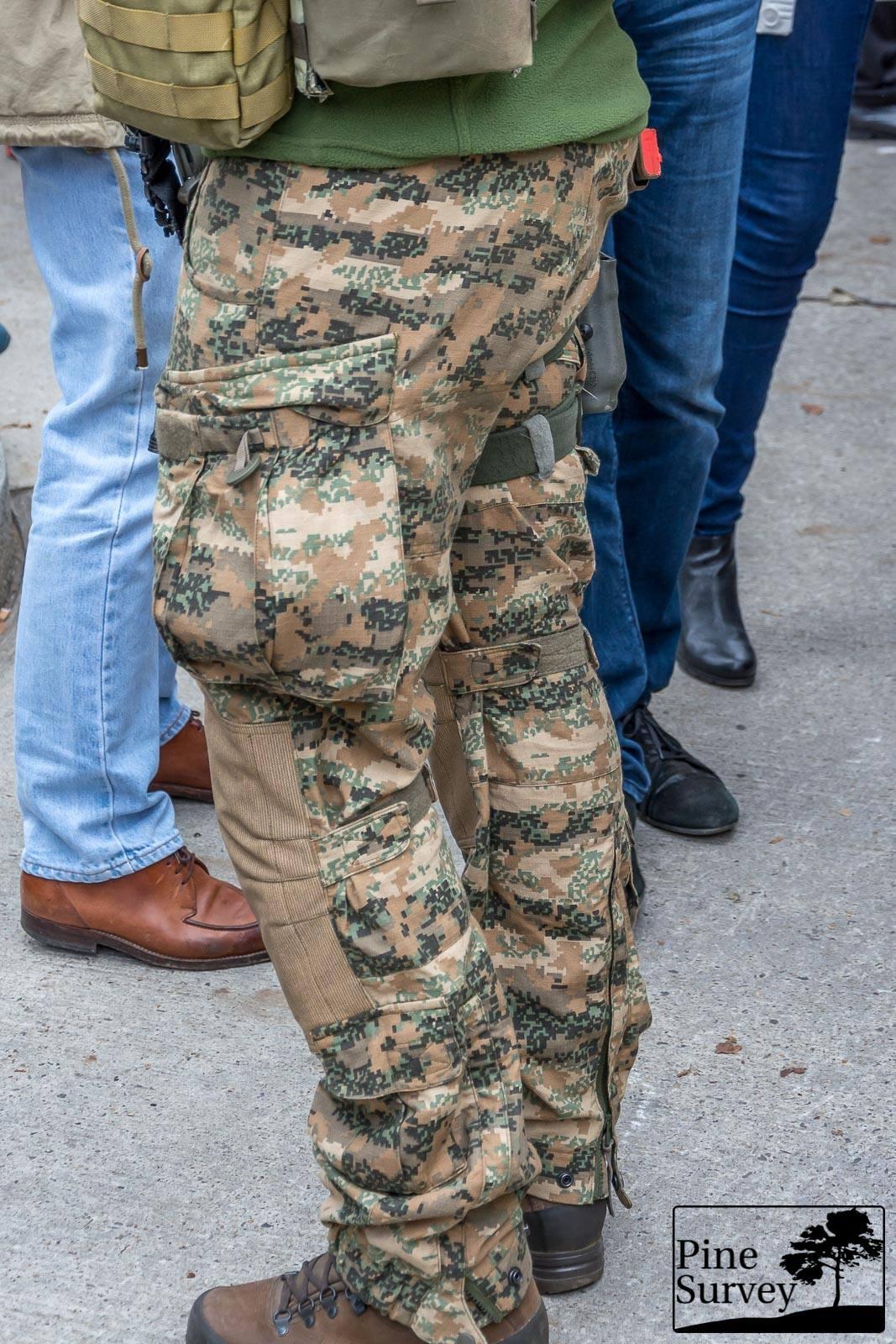 Fieldtest - Tarnanzug Neu, the new Austrian camouflage