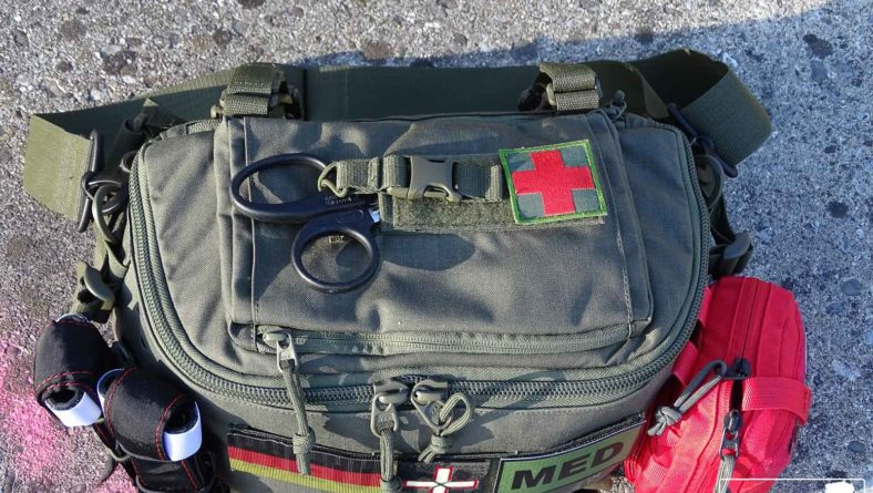Review: Tasmanian Tiger Medic Hip Bag