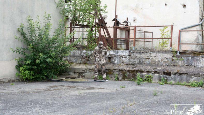 Urban Camouflage: Phantomleaf WASP II Z4