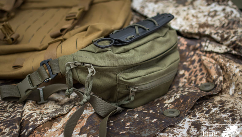 Review: Tasmanian Tiger Modular Hip Bag
