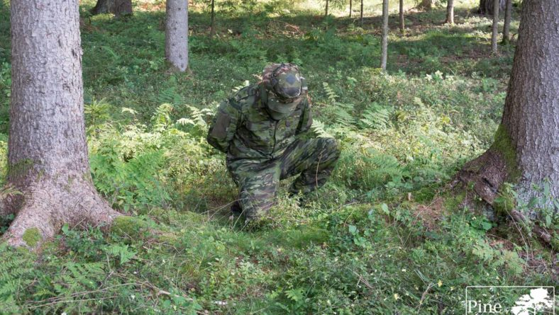 Field Test – Multicam Tropic